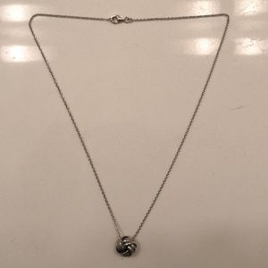 Sterling Silver Necklace (never worn)